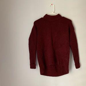Wool Madewell Turtleneck Sweater